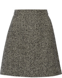 Tweed mini skirt medium 136679