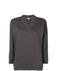 Kenzo Branded V Neck Sweatshirt