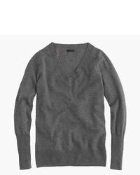 J.Crew Italian Cashmere V Neck Sweater