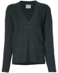 Le kasha v neck oversized boxy jumper medium 5387720