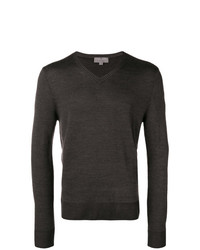 Canali V Neck Sweater Unavailable