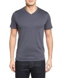 Georgia regular fit v neck t shirt medium 3750833