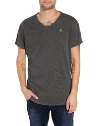 G-Star RAW Ton Solid V Neck T Shirt