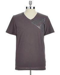 GUESS Triangle Logo T Shirt