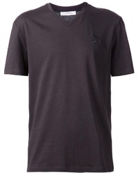 Versace Collection V Neck T Shirt