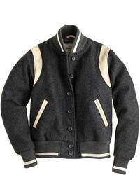 Golden bear sportswear for jcrew varsity jacket medium 128764