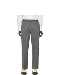 Loewe Grey William De Morgan Cuffed Trousers