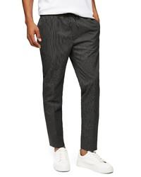 Topman Pinstripe Pants