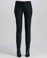 A.L.C. Cullum Striped Straight Leg Pants