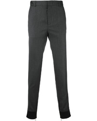 Lanvin Cuffed Tailored Trousers