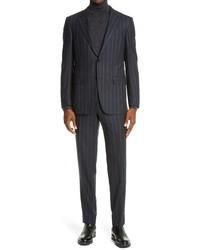 Ermenegildo Zegna Milano Chalk Stripe Suit