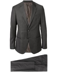 Giorgio Armani Two Piece Pinstripe Suit