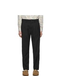 Engineered Garments Grey Wool Doug Trousers