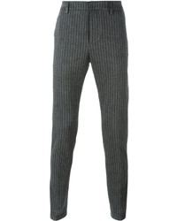 Dondup Pinstripe Trousers