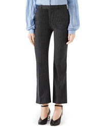Gucci Stripe Bootcut Pants