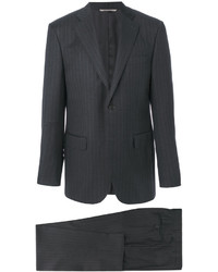 Canali Classic Drop 6 Pinstripe Suit