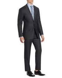 Armani Collezioni Pinstripe G Line Suit
