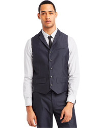Kenneth Cole Reaction Collared Vest