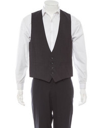 Dolce & Gabbana Dg Four Button Vest