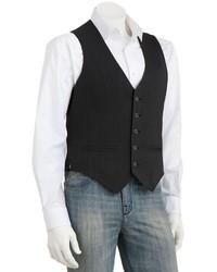 Apt. 9 Herringbone Vest