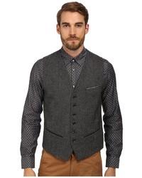 Ted Baker Jonwai Mini Design Waistcoat