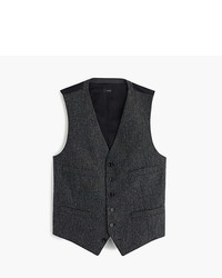 J.Crew Ludlow Suit Vest In English Wool
