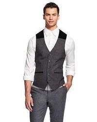 Wdny Black Wdny Black Suit Vests Charcoal