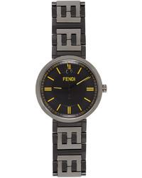Fendi Black Forever Watch