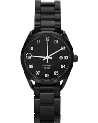Tom Ford Black Stainless 002 Watch