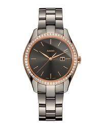 Rado Hyperchrome Automatic Diamond Ceramic Bracelet Watch