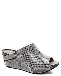 Charcoal wedge sandals original 2178339