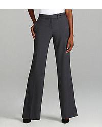 Calvin Klein Classic Fit Flare Leg Pants