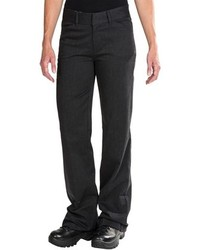 Dickies Heathered Twill Trouser Pants Wide Straight Leg