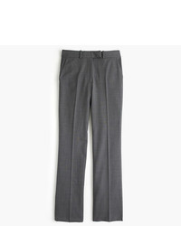 Petite preston pant in italian stretch wool medium 522153