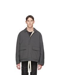 Jil Sanderand Grey Jacket