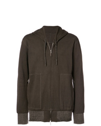 Taichi Murakami Wide Hem Zipped Jacket