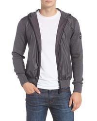 Canada Goose Windbridge Regular Fit Hooded Sweater Jacket