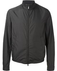 Canali Zipped Rain Jacket