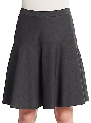 Calvin Klein Woven A Line Skirt | Where to buy & how to wear