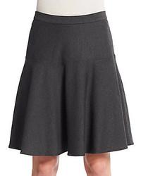 Calvin Klein Woven A Line Skirt