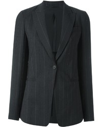 Brunello Cucinelli One Button Blazer