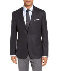 Nordstrom Men's Shop Classic Fit Wool Cashmere Blazer