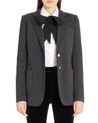 Dolcegabbana punto milano wool blazer medium 5308726