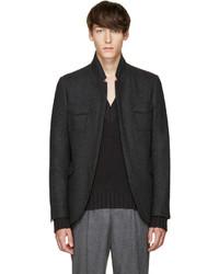 Grey sigur blazer medium 785862
