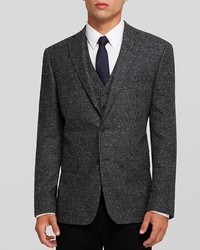 John Varvatos Luxe Beaded Stripe Sport Coat Slim Fit Bloomingdales