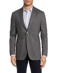 Michl bastian classic fit birdseye wool sport coat medium 4123720