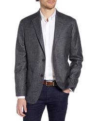 Nordstrom Men's Shop Trim Fit Melange Sport Coat