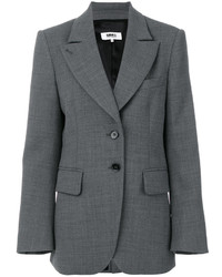 MM6 MAISON MARGIELA Wide Lapel Blazer
