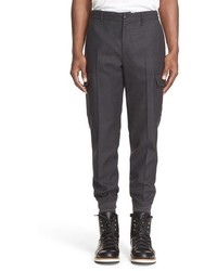 Moncler Wool Cargo Pants