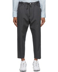 Fumito Ganryu Grey Kurta Trousers